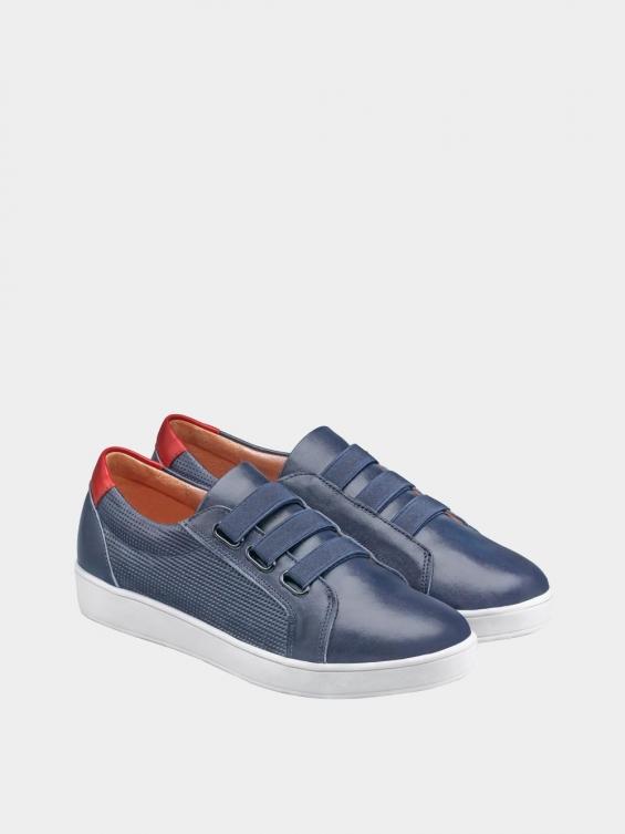 کفش اسپورت زنانه 1348 WS3222  سرمه ای جفت