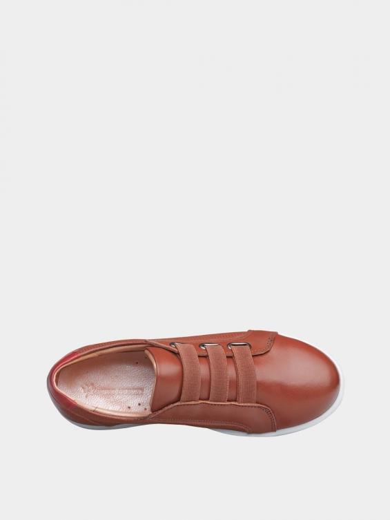 کفش اسپورت زنانه 1348 WS3222  عسلی داخل