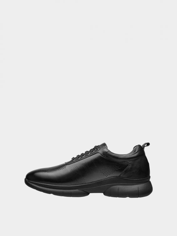 کفش اسپورت مردانه 1333 MS2793 مشکی چپ
