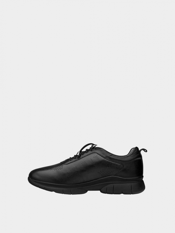 کفش اسپورت زنانه 1332 WS3184 مشکی چپ