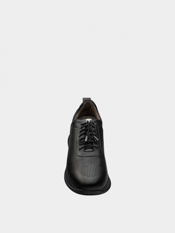 کفش اسپورت زنانه 1332 WS3184 مشکی نمای جلو