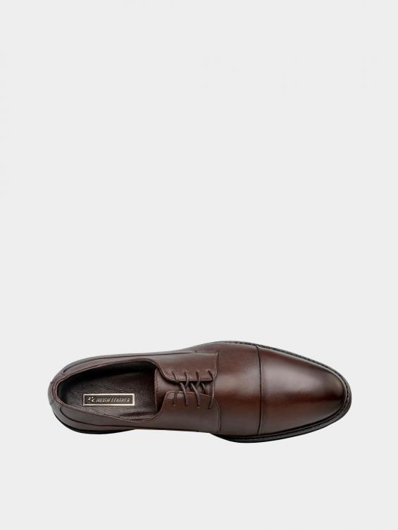کفش کلاسیک مردانه 3937 MS2790 قهوه ای  داخل