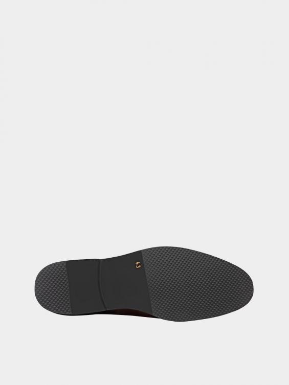 کفش کلاسیک مردانه 3937 MS2790 قهوه ای  زیره