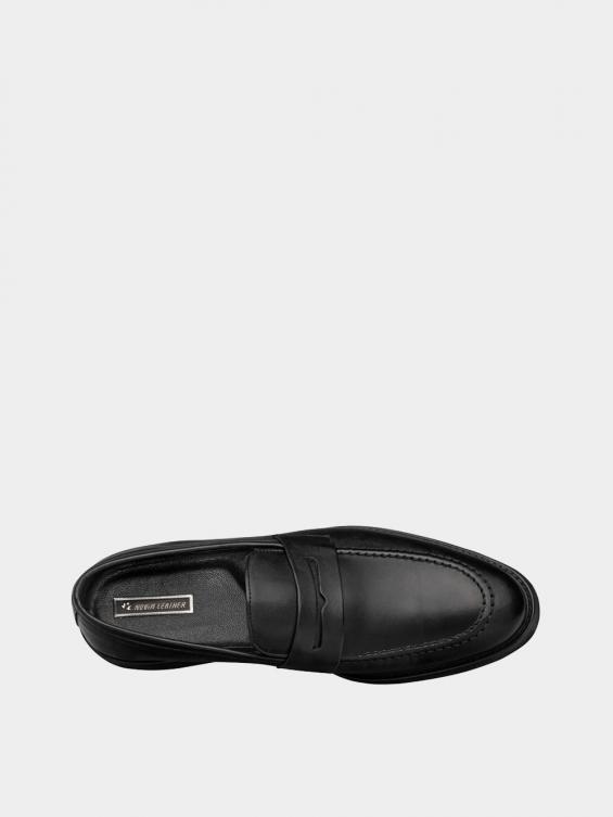 کفش کالج مردانه 3938  MS2791 مشکی داخل