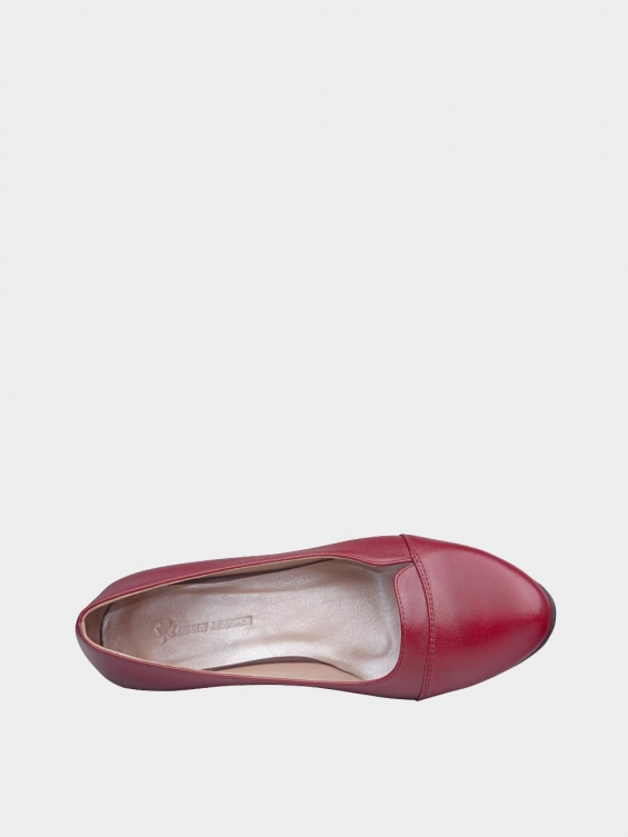 کفش مجلسی زنانه 9007 WS3110 قرمز داخل