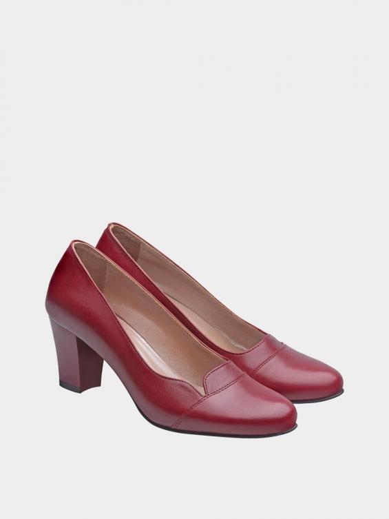 کفش مجلسی زنانه 9007 WS3110 قرمز جفت
