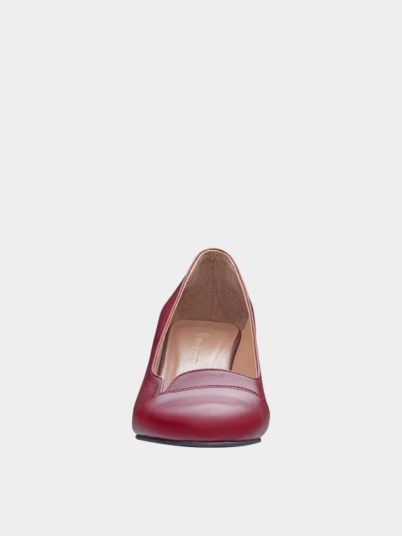 کفش مجلسی زنانه 9007 WS3110 قرمز نمای جلو