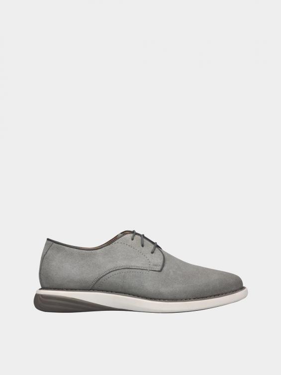 کفش اسپورت مردانه 1124 MS2777 طوسی راست