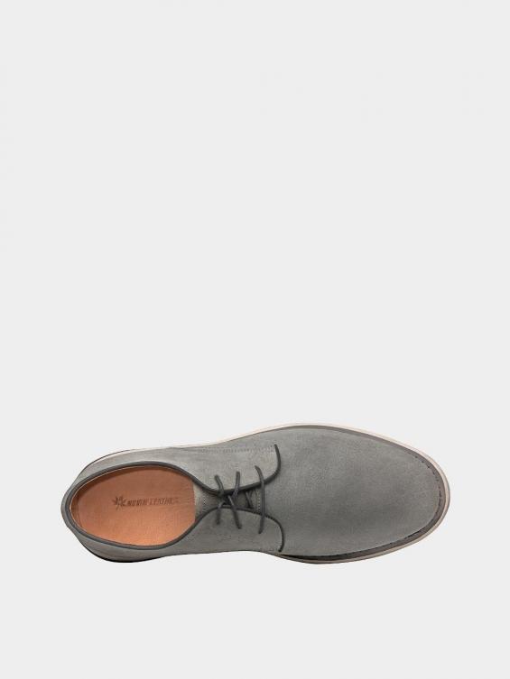 کفش اسپورت مردانه 1124 MS2777 طوسی نمای داخل