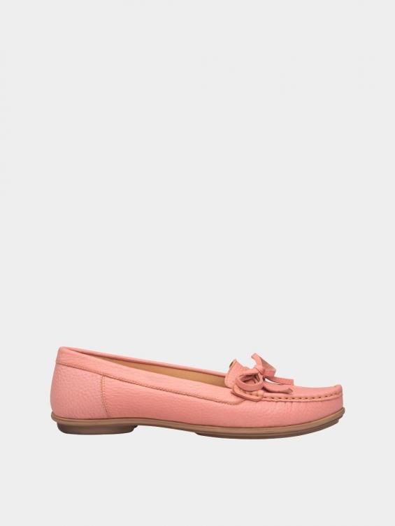 کفش کالج زنانه گیتا WS3057 صورتی راست