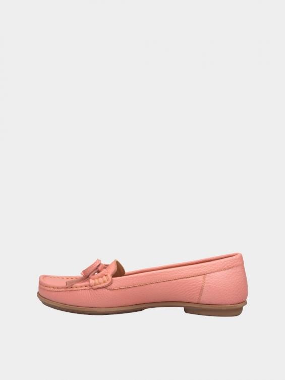 کفش کالج زنانه گیتا WS3057 صورتی چپ
