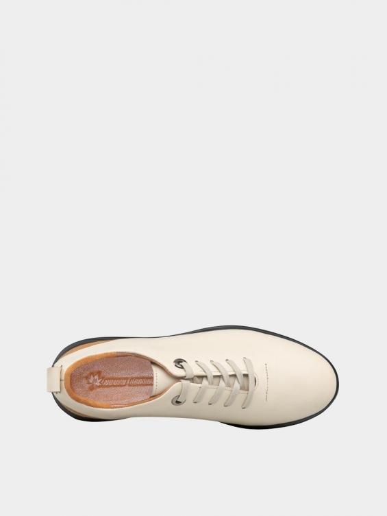 کفش اسپورت زنانه 1353 WS3220 شیری نمای داخل