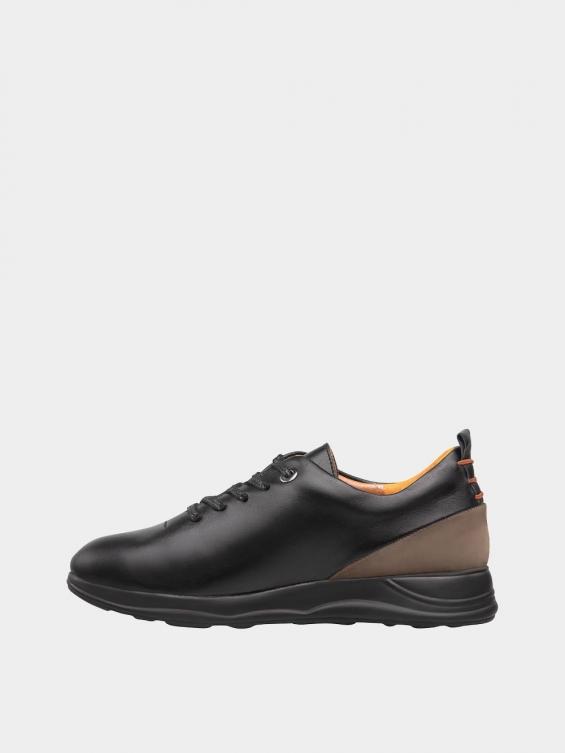 کفش اسپورت زنانه 1353 WS3220 مشکی چپ
