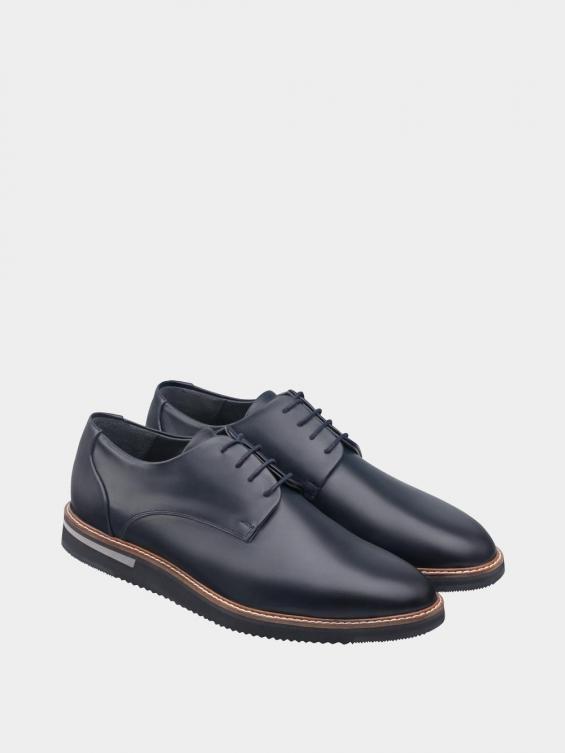 کفش اسپورت مردانه 7041 MS2510 سرمه ای جفت