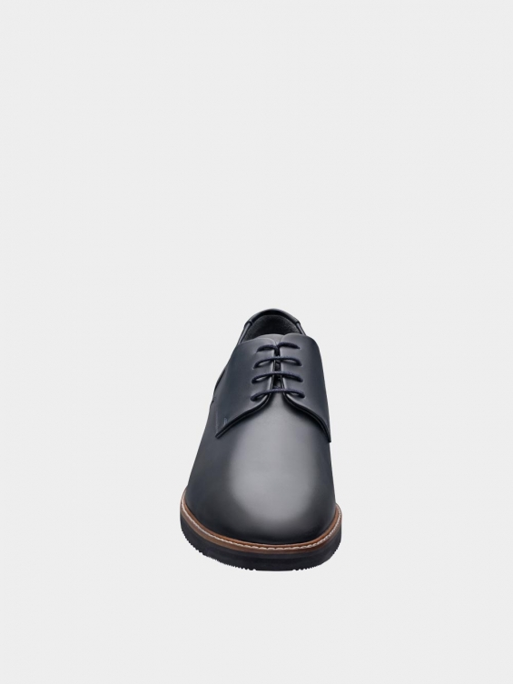 کفش اسپورت مردانه 7041 MS2510 سرمه ای نمای جلو