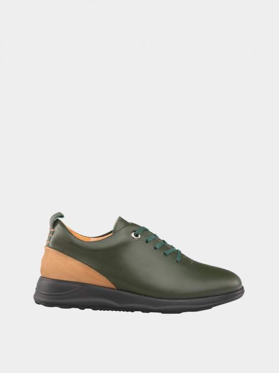 کفش اسپورت زنانه 1353 WS3220 یشمی راست