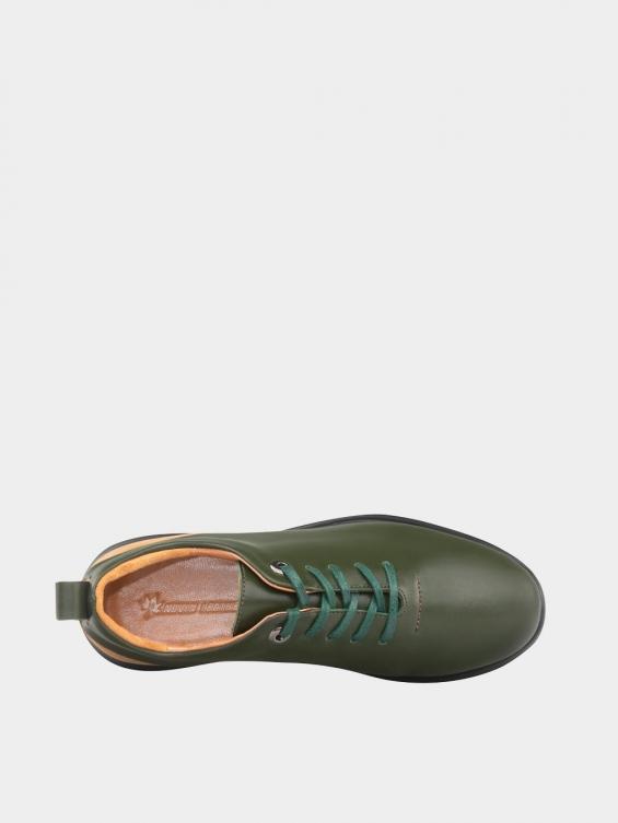 کفش اسپورت زنانه 1353 WS3220 یشمی داخل