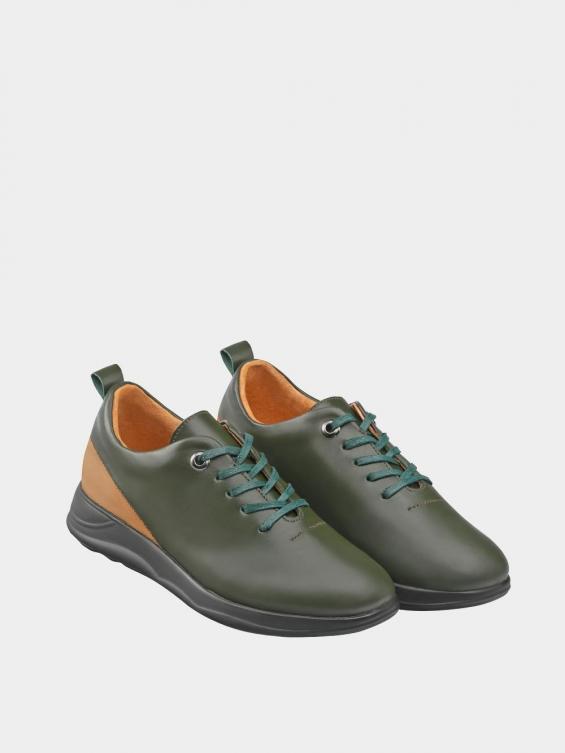 کفش اسپورت زنانه 1353 WS3220 یشمی جفت