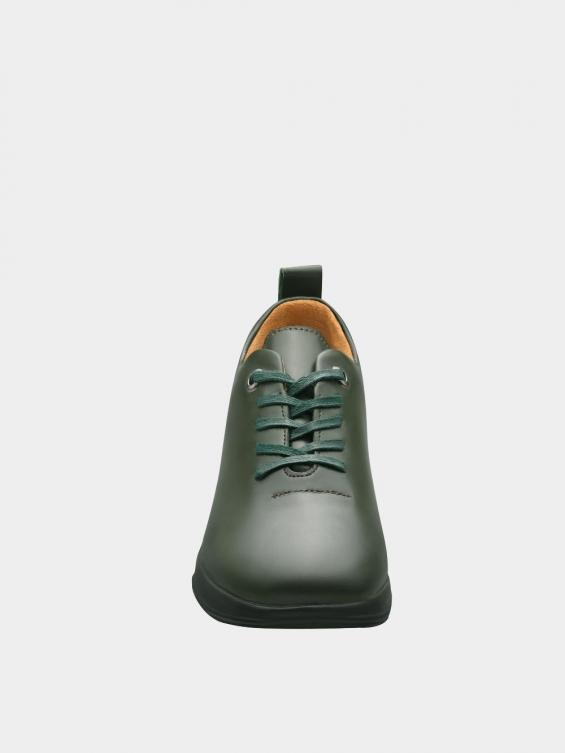 کفش اسپورت زنانه 1353 WS3220 یشمی نمای جلو