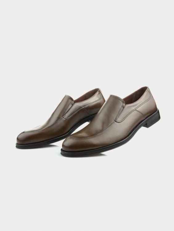 کفش کلاسیک مردانه 2261 MS2728  قهوه ای جفت