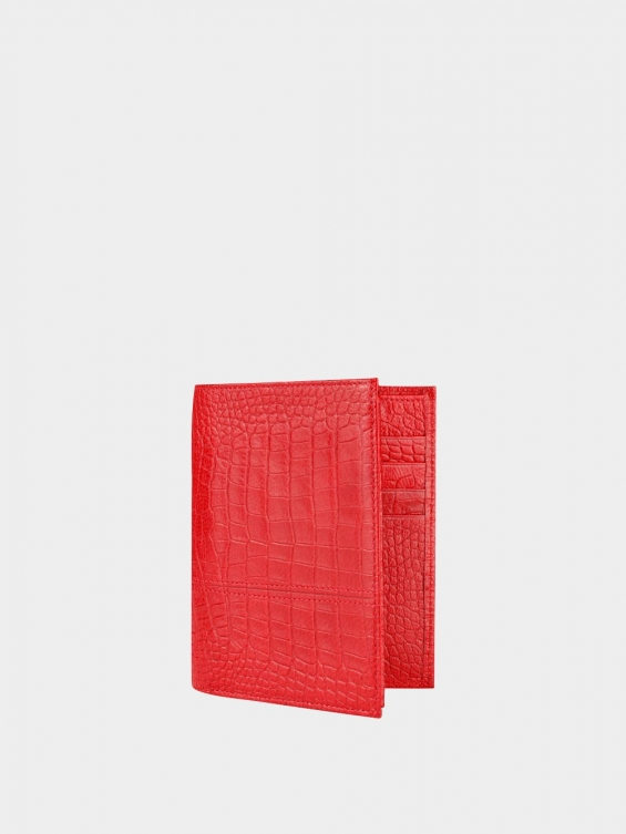کیف جیبی سه آلبوم اسرار PE2529 کوروکو قرمز پشت