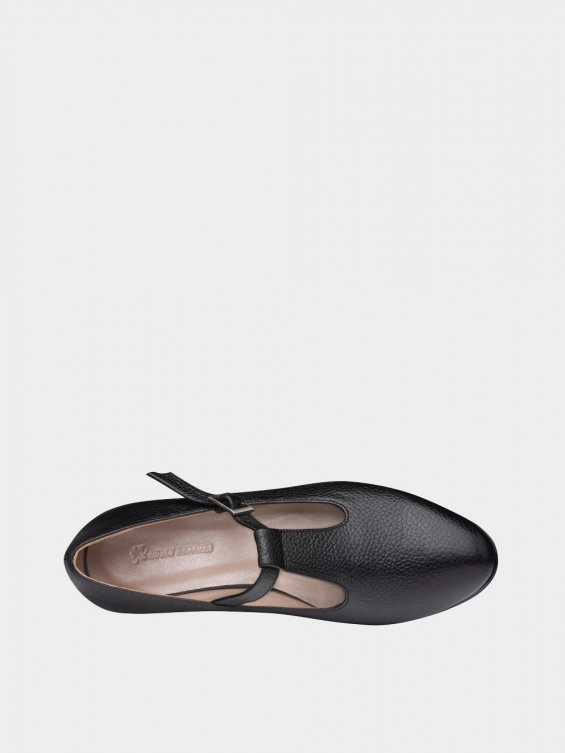 کفش کلاسیک زنانه 1003 WS2991 مشکی داخل