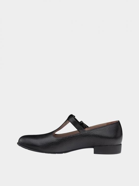 کفش کلاسیک زنانه 1003 WS2991 مشکی چپ