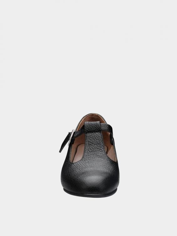 کفش کلاسیک زنانه 1003 WS2991 مشکی نمای جلو