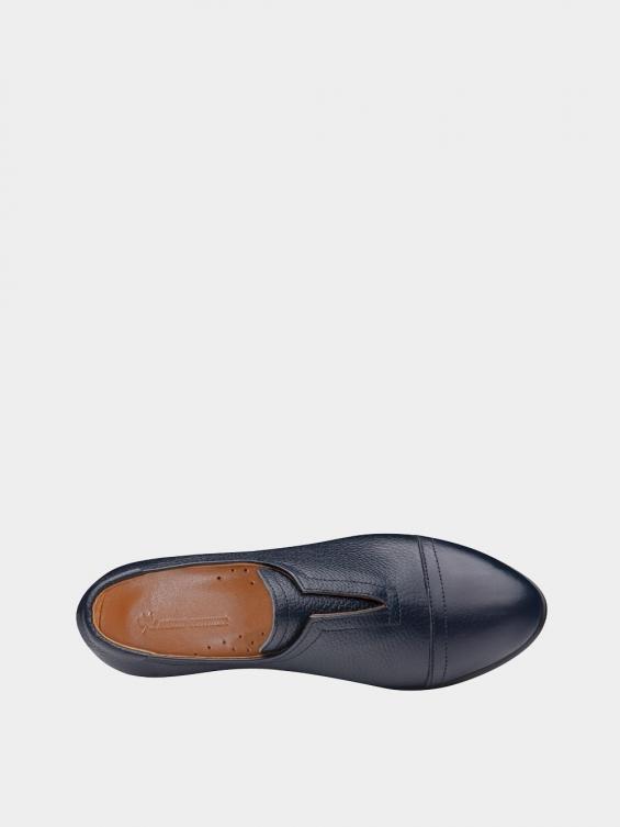 کفش مجلسی زنانه 1350 WS3223  سرمه ای داخل