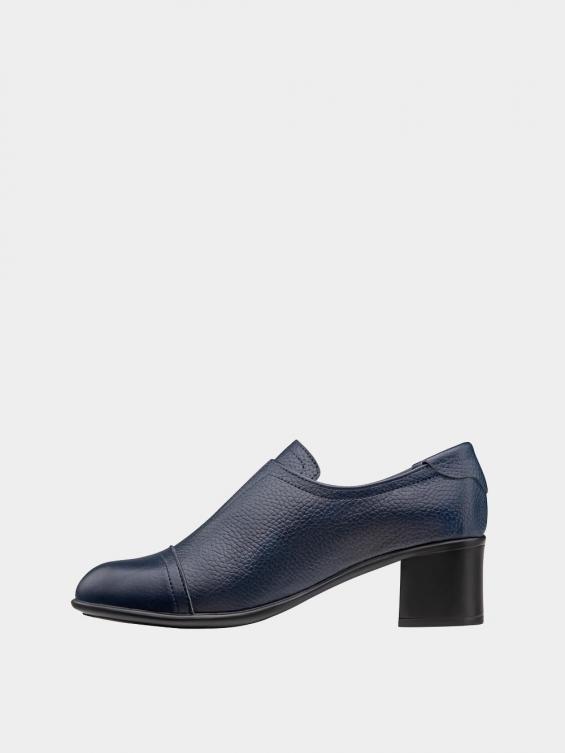 کفش مجلسی زنانه 1350 WS3223  سرمه ای چپ
