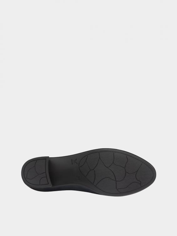 کفش مجلسی زنانه 1350 WS3223  سرمه ای زیره