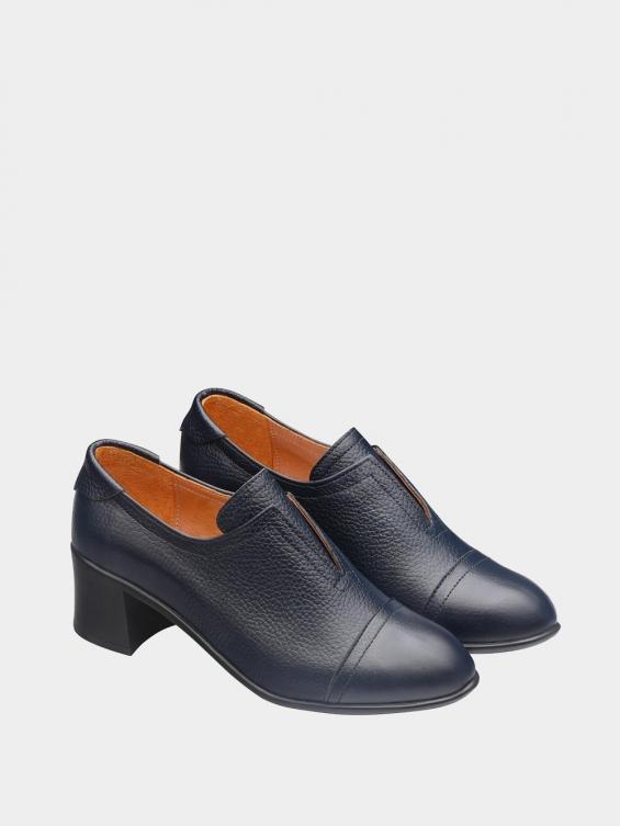 کفش مجلسی زنانه 1350 WS3223  سرمه ای جفت