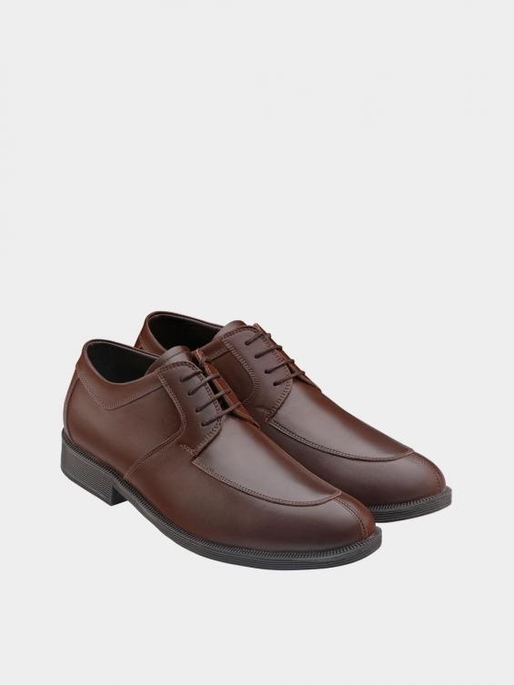 کفش کلاسیک مردانه بندی 1018 MS2506  عسلی جفت