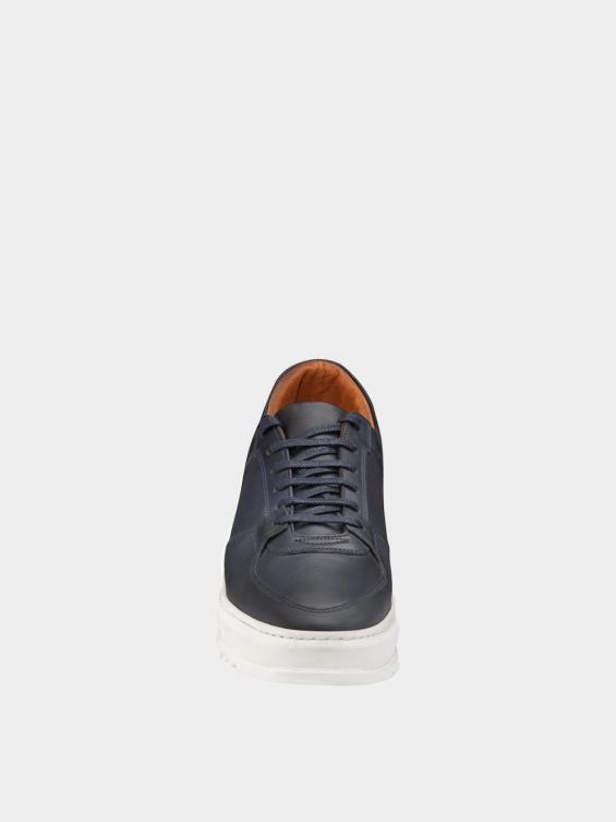 کفش اسپورت مردانه 7014 MS2520 سرمه ای نمای داخل