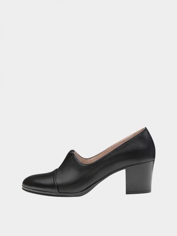 کفش مجلسی زنانه 9002 WS3016 مشکی چپ