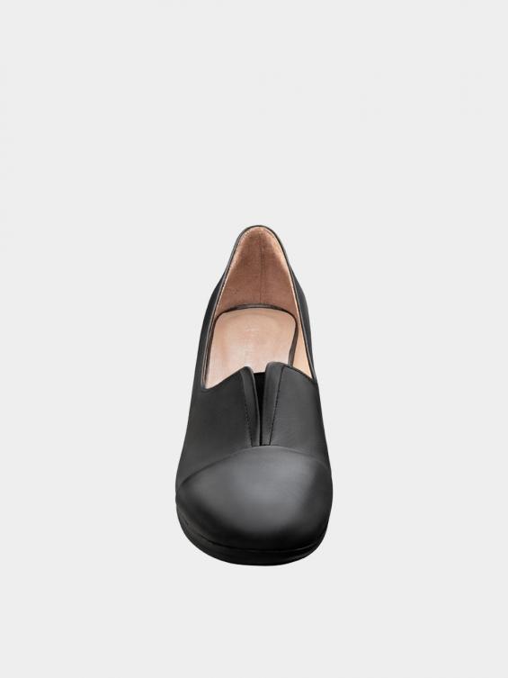 کفش مجلسی زنانه 9002 WS3016 مشکی نمای جلو
