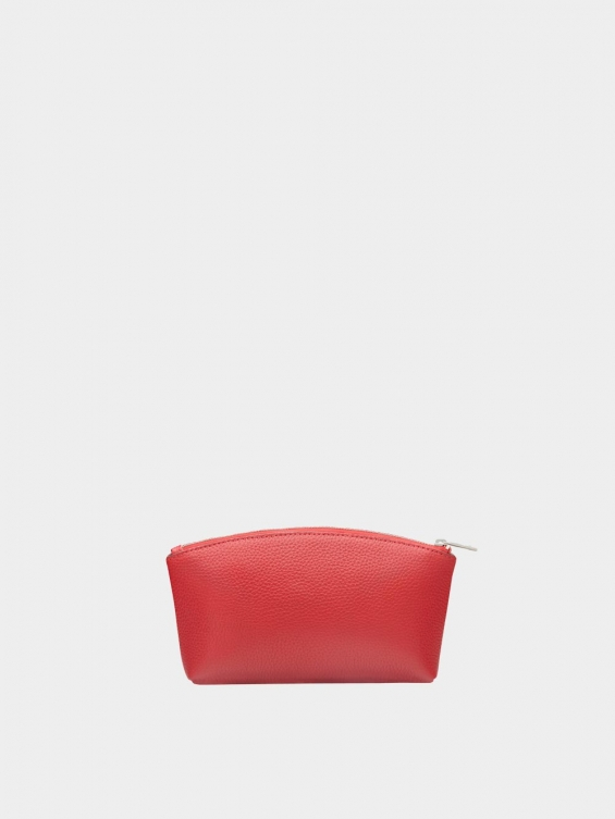 کیف آرایشی لوسیا CBX0343 قرمز نمای پشت