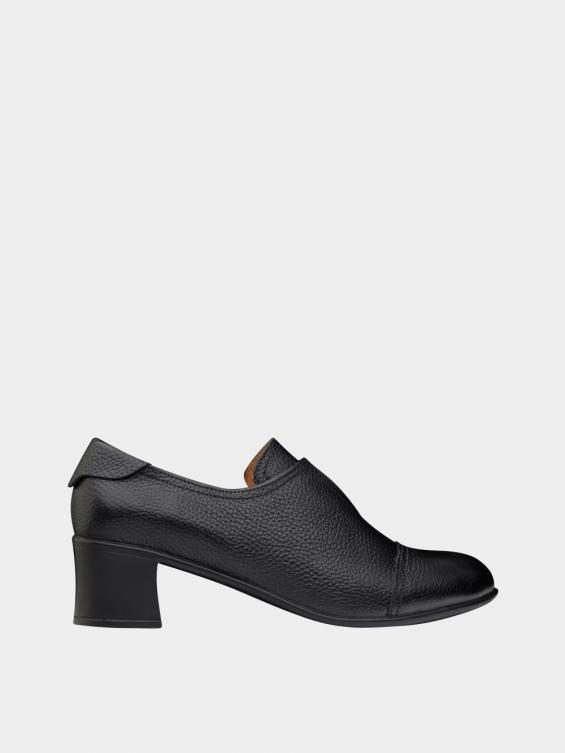 کفش مجلسی زنانه 1350 WS3223 مشکی راست