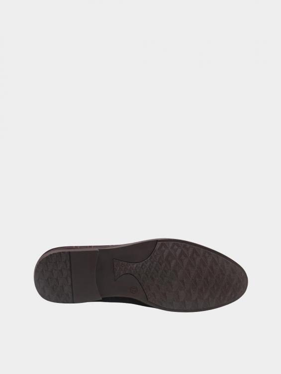 کفش کلاسیک مردانه کیمبرلی MS2030 قهوه ای نمای زیره