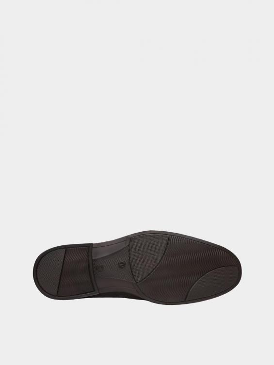 کفش کلاسیک مردانه 2101 MS2242 قهوه ای نمای زیره