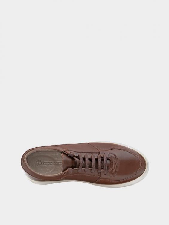 کفش اسپورت مردانه 7014 MS2520 قهوه ای نمای داخل