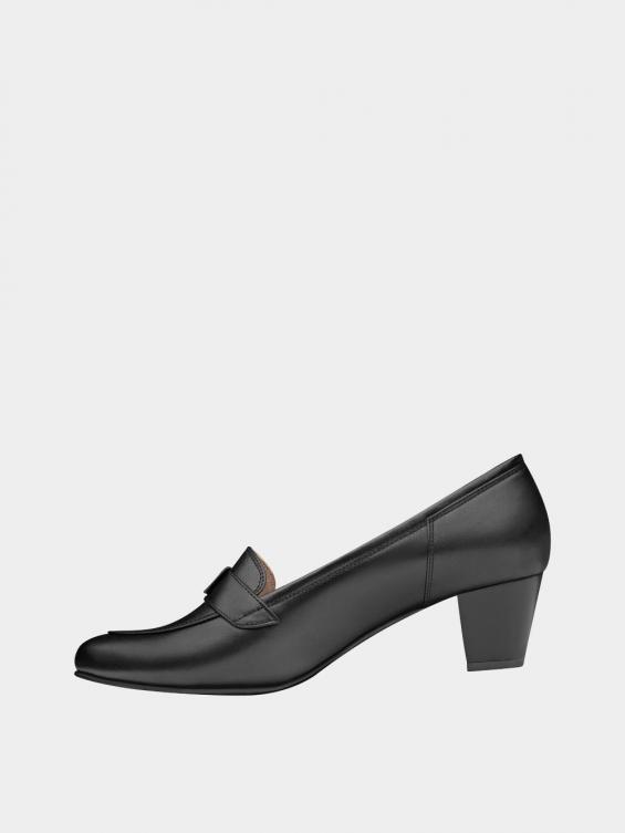 کفش مجلسی زنانه 730 WS2809 مشکی نمای چپ