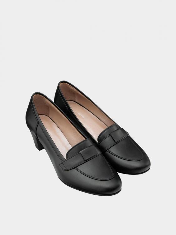 کفش مجلسی زنانه 730 WS2809 مشکی نمای جفت