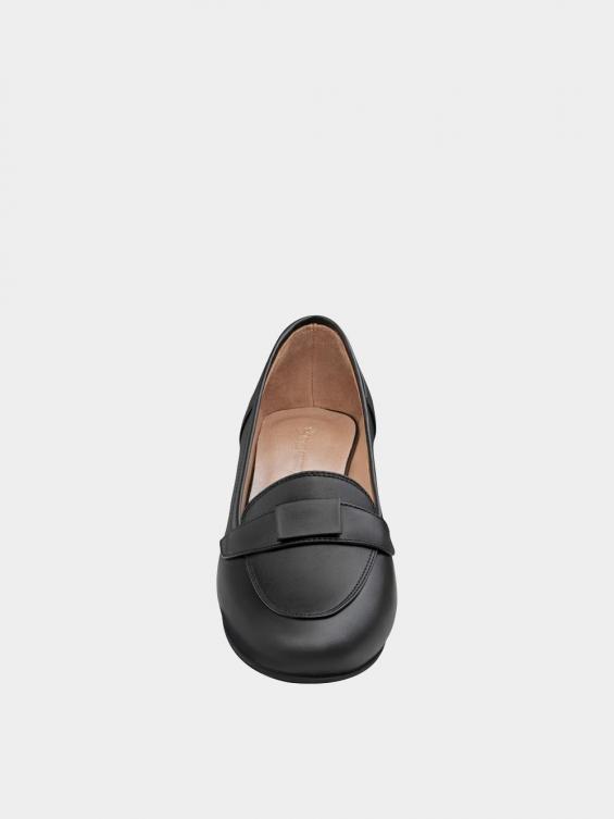 کفش مجلسی زنانه 730 WS2809 مشکی نمای جلو