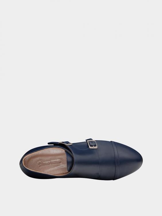 کفش مجلسی زنانه 0026 WS3150 سرمه ای نمای داخل
