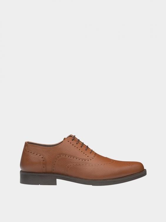 کفش کلاسیک مردانه کیمبرلی MS2030 عسلی راست
