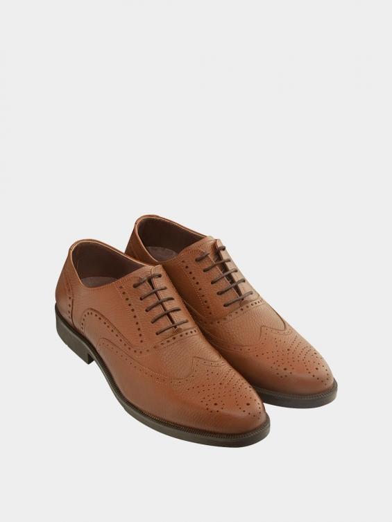 کفش کلاسیک مردانه کیمبرلی MS2030 عسلی جفت