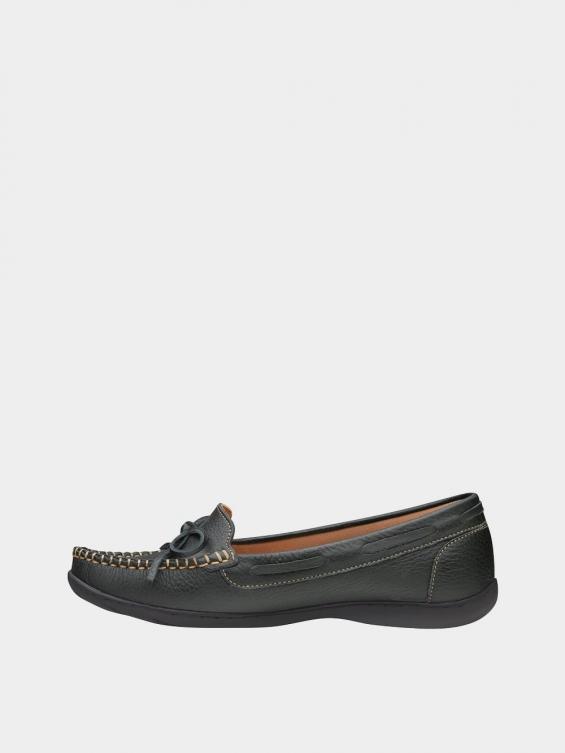 کفش زنانه گیلنار WS1807 زیتونی چپ