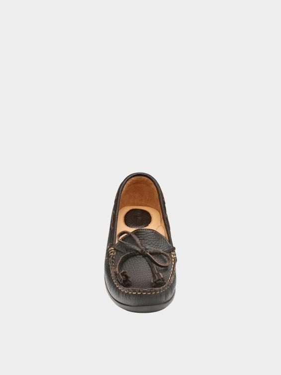 کفش کالج زنانه تینا WS3234 قهوه ای نمای جلو