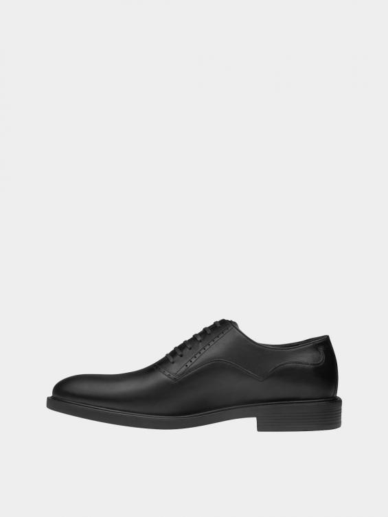 کفش کلاسیک مردانه 1430 MS2832 مشکی چپ